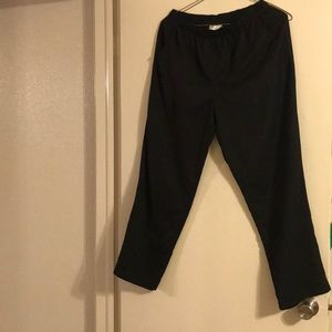 Beautiful black Rebecca Malone Pants, EUC.